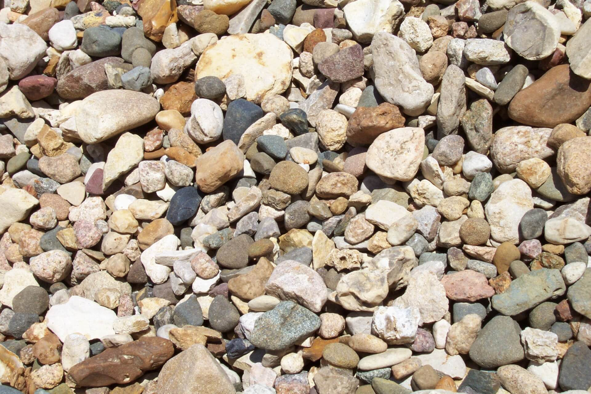 Types Of Gravel : Sand gravel products wendling quarries inc